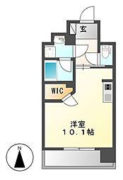 エスペランサ葵[10階]の間取り