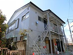 やよい荘[2階]の外観