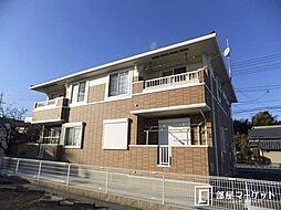 愛知県豊田市宮口町1丁目の賃貸アパートの外観