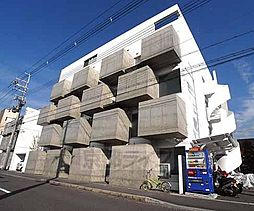京都府京都市下京区西七条赤社町の賃貸マンションの外観