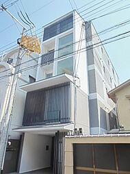 京都府京都市下京区御幸町通五条上る安土町の賃貸マンションの外観