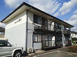 広島県福山市引野町東の賃貸アパートの外観