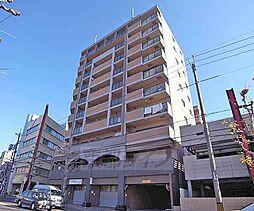 京都府京都市山科区東野百拍子町の賃貸マンションの外観
