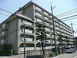 日商岩井上甲子園マンション[6階]の外観
