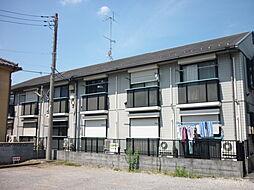 コーポラスクレストE棟[105号室]の外観