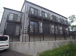 アムール 右京[2階]の外観