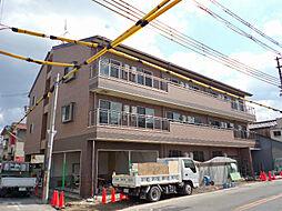 大阪府東大阪市渋川町1丁目の賃貸マンションの外観