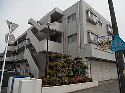 千葉県柏市松葉町5丁目の賃貸マンションの外観