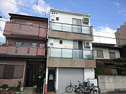 京都府京都市右京区山ノ内西裏町の賃貸アパートの外観