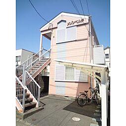 静岡県浜松市中区海老塚2丁目の賃貸アパートの外観
