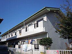 サンリバティN[2階]の外観
