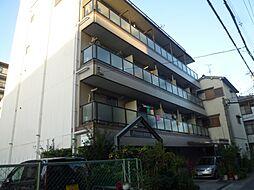 プレナム北田辺[2階]の外観
