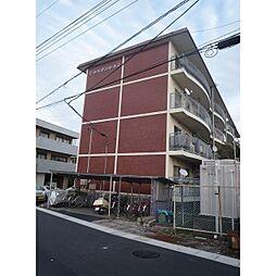 鈴木マンションC棟[202号室]の外観