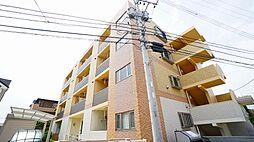 神奈川県川崎市高津区北見方1丁目の賃貸マンションの外観