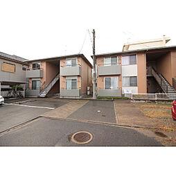 新潟県新潟市中央区水道町2丁目の賃貸アパートの外観