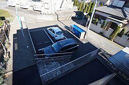 アンビション栗山[1階]の外観