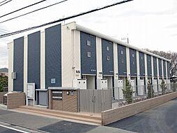 埼玉県新座市野寺3丁目の賃貸アパートの外観