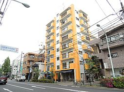 東京都世田谷区池尻1丁目の賃貸マンションの外観