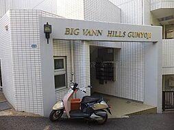 ビッグヴァンヒルズ弘明寺[3階]の外観