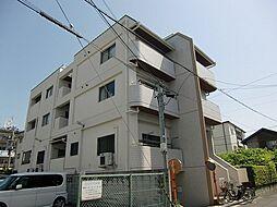 大阪府茨木市総持寺駅前町の賃貸マンションの外観