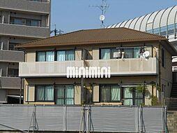 プチハウスナカヒラ[2階]の外観