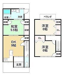 京阪本線 淀駅 徒歩7分