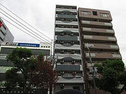 ヒューネット神戸元町通[401号室]の外観