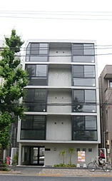 東京都豊島区雑司が谷2丁目の賃貸マンションの外観