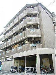 大阪府大阪市城東区東中浜3丁目の賃貸マンションの外観