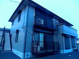 埼玉県川口市本蓮1丁目の賃貸アパートの外観
