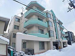 山の手セントラルマンション[205号室]の外観