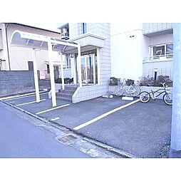 静岡県静岡市駿河区大坪町の賃貸マンションの外観