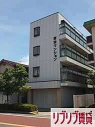 千葉県千葉市中央区旭町の賃貸マンションの外観