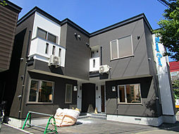 [テラスハウス] 北海道札幌市東区北二十六条東21丁目 の賃貸【北海道 / 札幌市東区】の外観