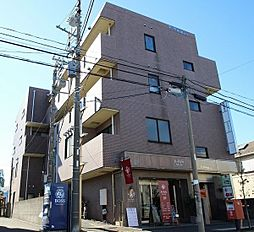 茅ヶ崎共生ビル[401号室]の外観