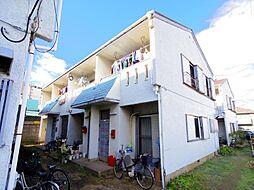 [テラスハウス] 千葉県松戸市新松戸3丁目 の賃貸【千葉県 / 松戸市】の外観