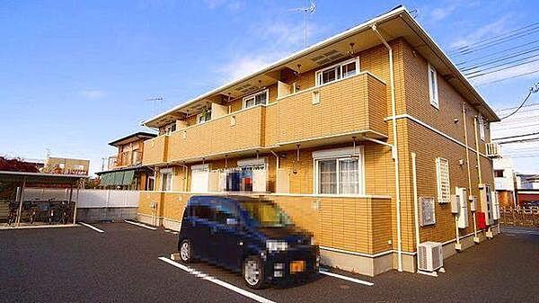 ヴィラKARASAWA B[0202号室]の外観