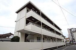灰本コーポ[2階]の外観