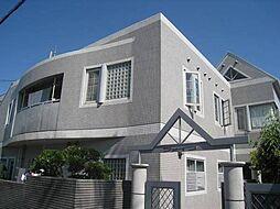 ファイブ西岡本[2階]の外観