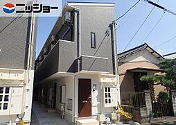 [タウンハウス] 愛知県清須市上条1丁目 の賃貸【愛知県 / 清須市】の外観