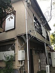 [一戸建] 東京都杉並区天沼3丁目 の賃貸【東京都 / 杉並区】の外観