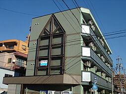 愛知県名古屋市熱田区青池町2丁目の賃貸マンションの外観