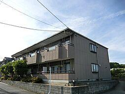 愛知県名古屋市緑区細口3丁目の賃貸アパートの外観