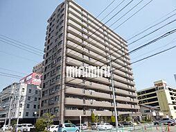 ライオンズマンション岐阜シティ[5階]の外観