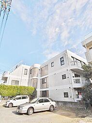 埼玉県朝霞市栄町2丁目の賃貸マンションの外観