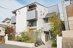 ロワゾブルー七隈[2階]の外観