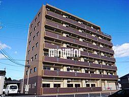 ブルースカイマンションVII[5階]の外観
