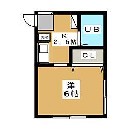 桜木駅 2.1万円