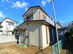 [一戸建] 千葉県松戸市中和倉 の賃貸【/】の外観