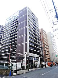 W-STYLE新大阪Ⅱ[13階]の外観
